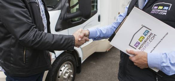 Motorhome brokerage versus 'sale or return'