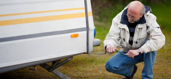 End of Season Motorhome Checklist