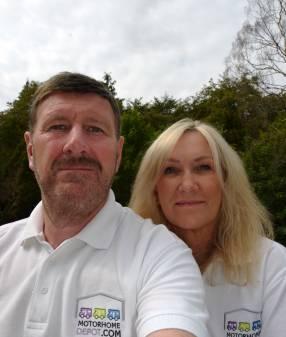 David Allen & Amanda Evans