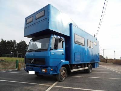 Sold Mercedes 814