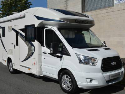 2017 CHAUSSON FLASH 630 AUTO