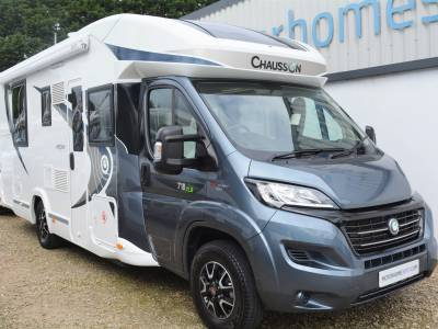 2017 CHAUSSON 718XLB WELCOME