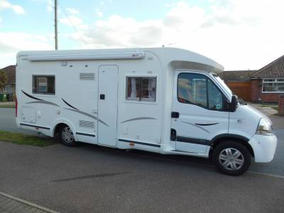 Renault Masters DCi140 Chausson Allegro 83