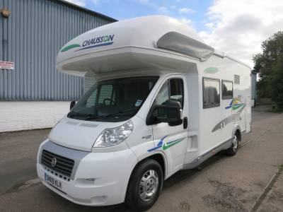 CHAUSSON WELCOME 57 TOP