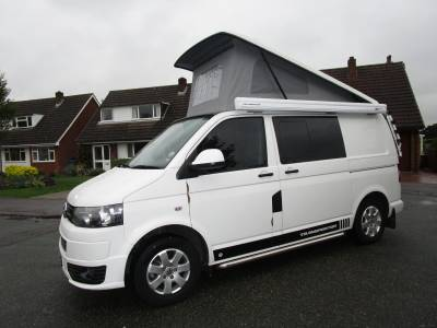 VW T5 Campervan DSG