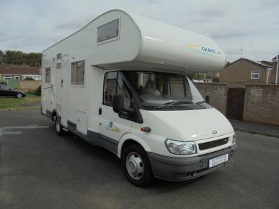 Chausson Welcome 27 2006 5 Berth Motorhome