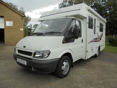 Ford Countryside 3 Berth Motorhome