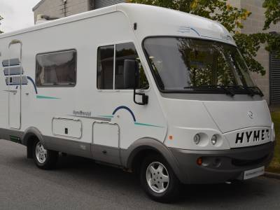 HYMER STARLINE 510 A CLASS FOR SALE
