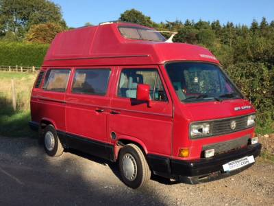 Volkswagen Vanagon Westfalia Atlantic