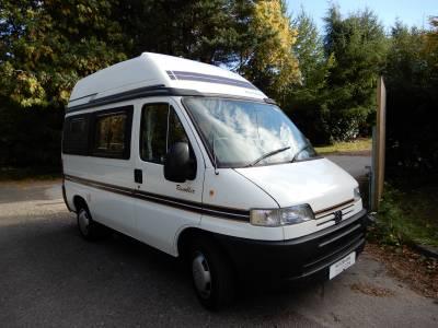 Autosleeper Rambler 2000 2 Berth End Kitchen Campervan For Sale 80697