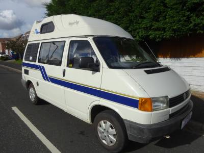 VW T4 HOLDSWORTH