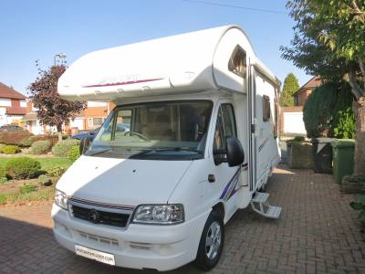 Swift Sundance 590 RL