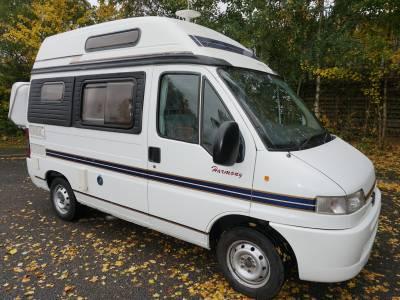 Autosleeper Harmony 2002 4 Berth Centre Dinette Campervan For Sale Ref 16523