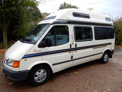 Autosleeper Duetto 2000 2 Berth End Kitchen Motorhome For Sale Ref 16456