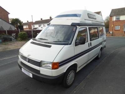 Autosleeper Trophy VW T4 2 berth campervan motorhome for sale