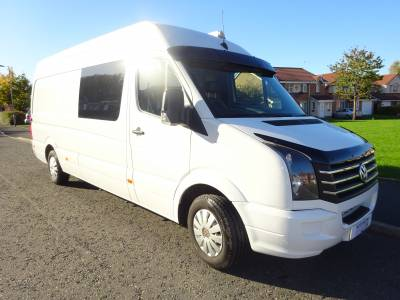 VW CRAFTER CR35tdi