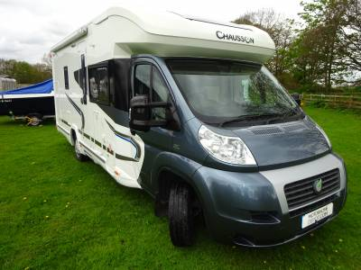 Chausson Suite Family