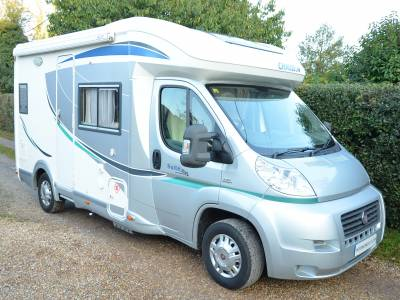 2011 Chausson Suite Mini 4-berth motorhome for sale