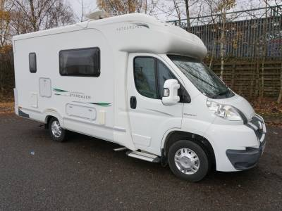 Autocruise Stargazer Coach built low line full kitchen 2 long side benches motorhome for sale reference 16475