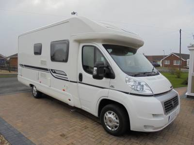 Bessacarr E450 FourBerth Motorhome