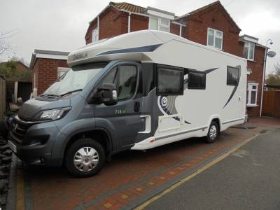Chausson Welcome 718EB 2016