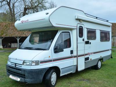4-berth 1995 Swift Royale 610 motorhome for sale