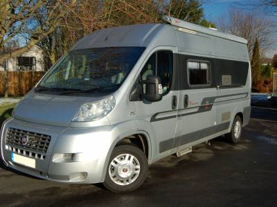 2009 Autocruise Pace 2 to 3 berth Campervan