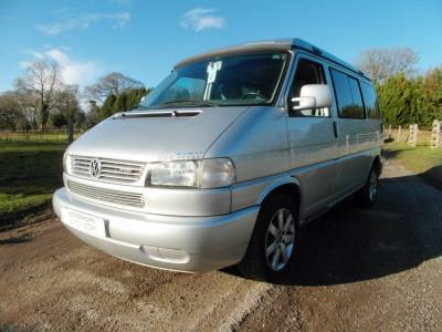 VW T4 California