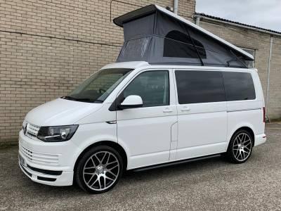 VW Campervan T6