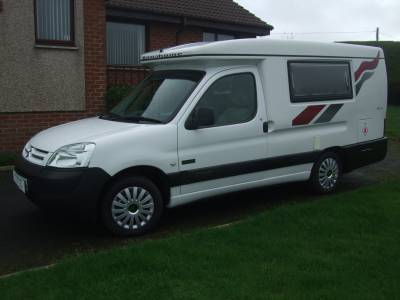 2007 Romahome Exclusive 2 Berth