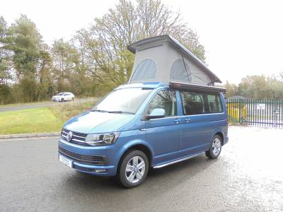 Volkswagen T6 Transporter Highline