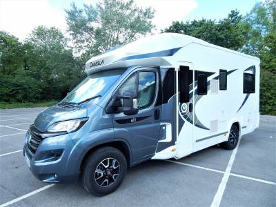 Chausson Welcome Travel Line 611 - 2017