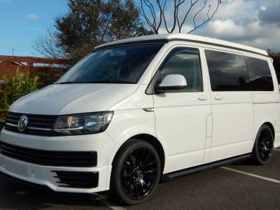2016 VW T28 4 berth 2.0 litre campervan conversion, low miles