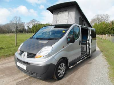 Renault Pop Top Campervan