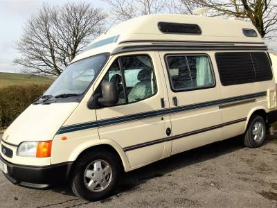 Ford Transit Autosleeper Duetto 1996 - NOW SOLD