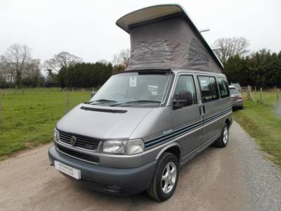Autosleeper Trooper - Automatic - Pop Top - Full VW Service History