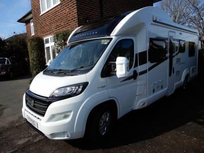 Bessacarr 496 2015 6 Berth U Shape Lounge Motorhome For Sale