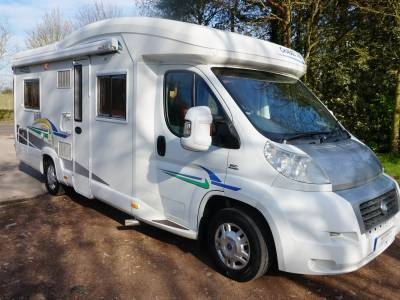 Chausson Allegro 93 Rear Fixed Bed, centre Dinette MotorHome For Sale