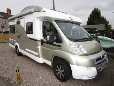 Burstner Ixeo Time IT664 Fixed Rear Bed Motorhome For Sale