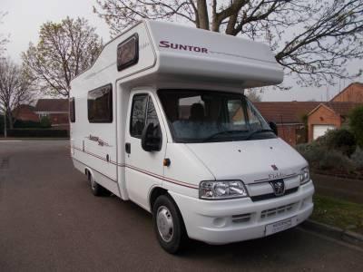 2004 Elddis Suntor 300