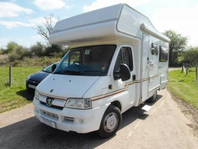 Elddis Expedition 400