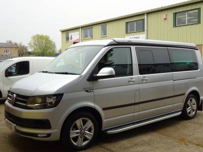 VW T6 Combi Highline LWB 2017 camper van Auto low mileage