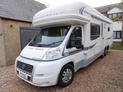 Auto-Trail Chieftain G