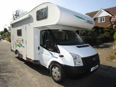 Chausson Flash 03 6 Belt 6 Berth Bunk Bed Motorhome For Sale