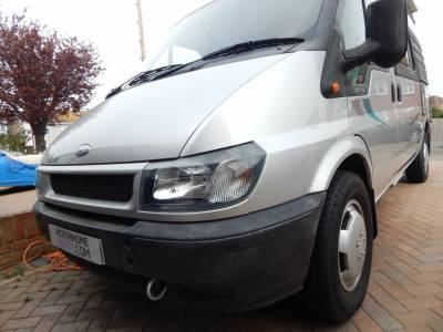Auto Sleepers Duetto 2004 on Transit 2.4 L base