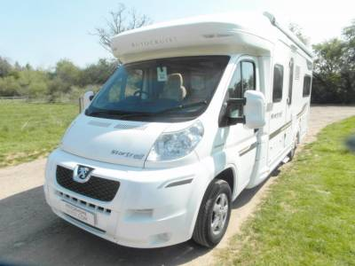 Autocruise Startrail - 4 Berth Motorhome - 2010 - Fixed Rear Bed