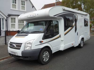 Auto-Trail tribute T715