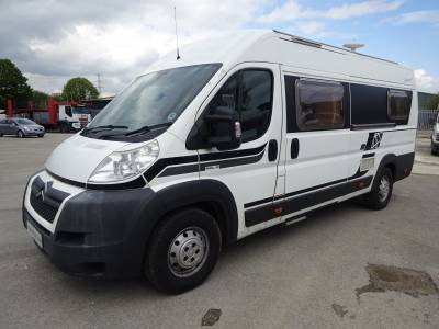 Citroen Relay Camper