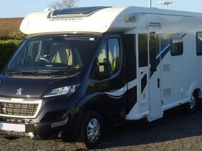 Bailey Autograph Approach 765, 6 Berth Motorhome, 2500 Miles Perfect condition.