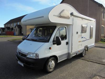 Swift Sundance 590RL